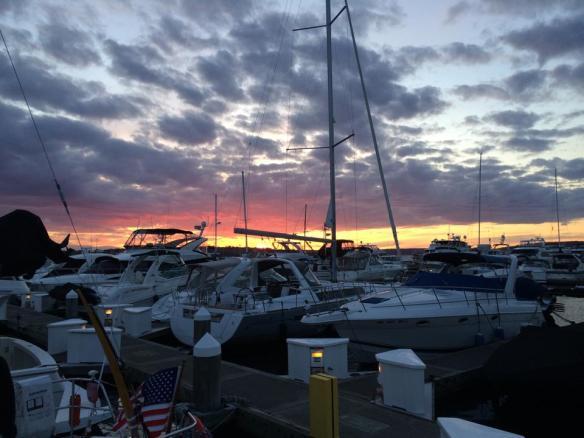 Carillon Point Marina, July 2014